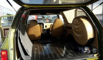 Dodge Ramcharger voll