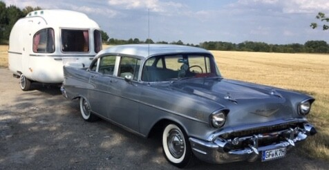 Chevrolet Bel Air voll