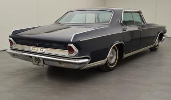 Chrysler New Yorker voll