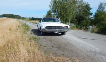 Ford T-Bird voll