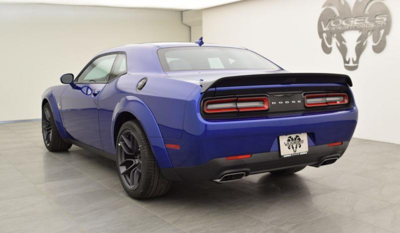 Dodge ChallengerScatPack Widebody voll