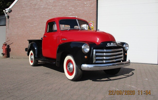 Chevrolet Pick-Up voll