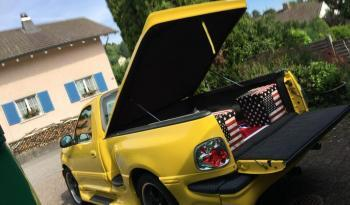 Ford Ford F 150 Boss voll
