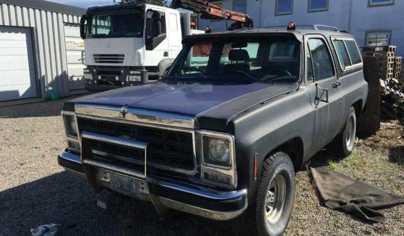 Chevrolet C/K Serie voll