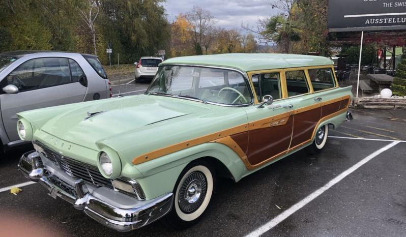 Ford Fairlane Country Squire voll