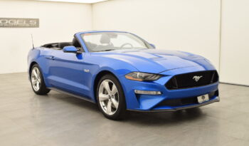 Ford Mustang GT Convertible voll