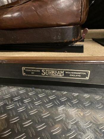 Sonstige Sunbeam AXV 240 voll