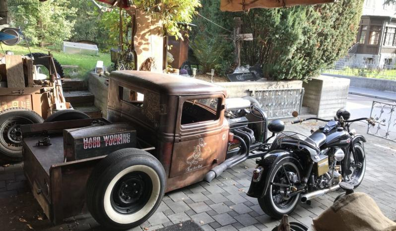 Ford Real Rat Rod voll