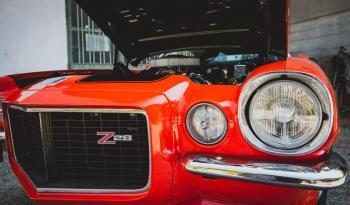 Chevrolet Camaro Z28 RS voll