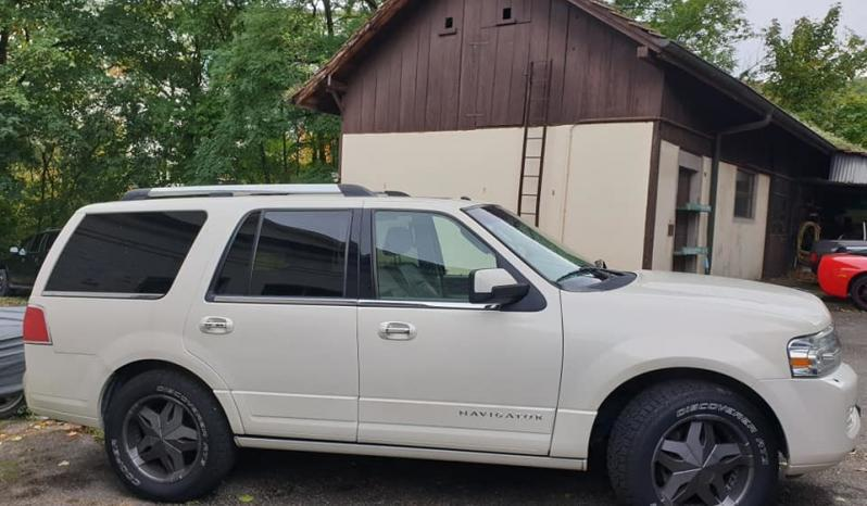 Lincoln Navigator voll
