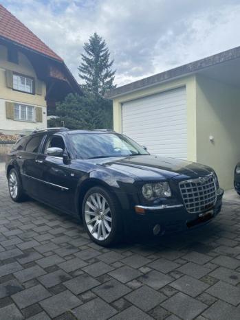 Chrysler 300c crd T 3.0 voll