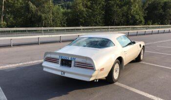 Pontiac Firebird TransAm voll