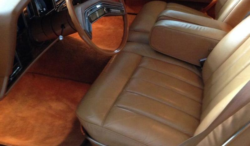 Lincoln Mark V voll