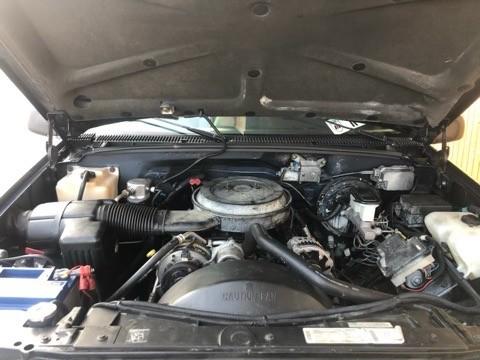 Chevrolet K1500 voll