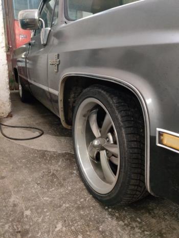 Chevrolet C10 Pick Up voll
