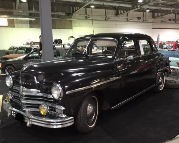 Plymouth Special Delux voll