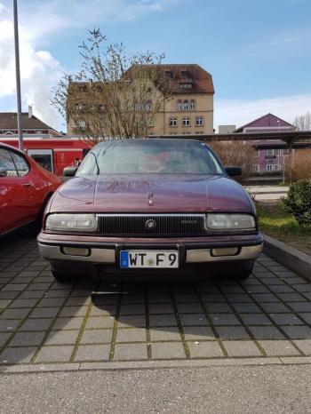 Buick Regal voll