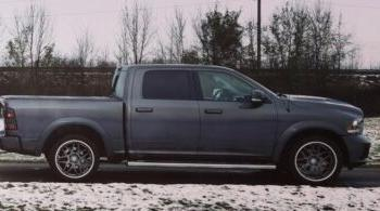 Dodge Ram 5.7 v8 crew cab sport 2017 voll