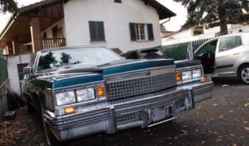 Cadillac Fleewood D'élégance voll