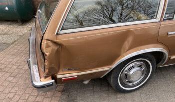 Chevrolet Malibu voll