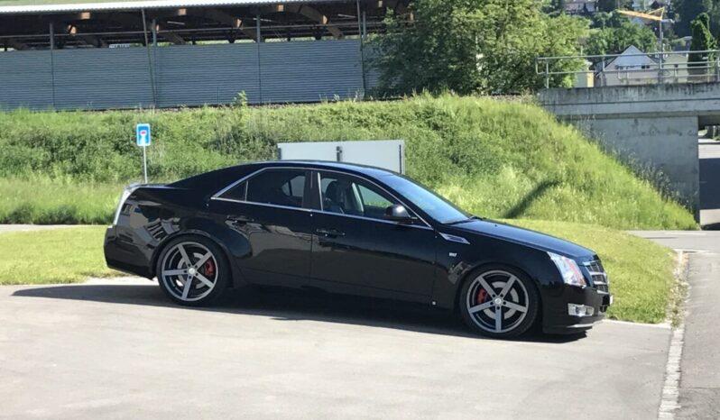 Cadillac CTS voll