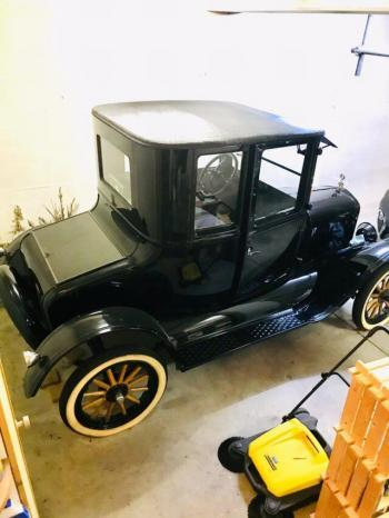 Ford Model T Doctor voll