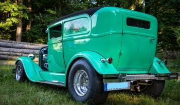 Ford Sedan Delivery voll