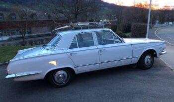 Plymouth Chrysler VALIANT voll