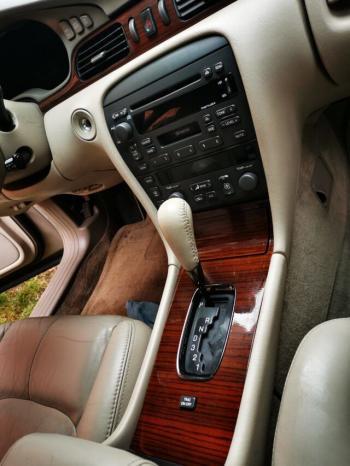 Cadillac Seville SLS voll