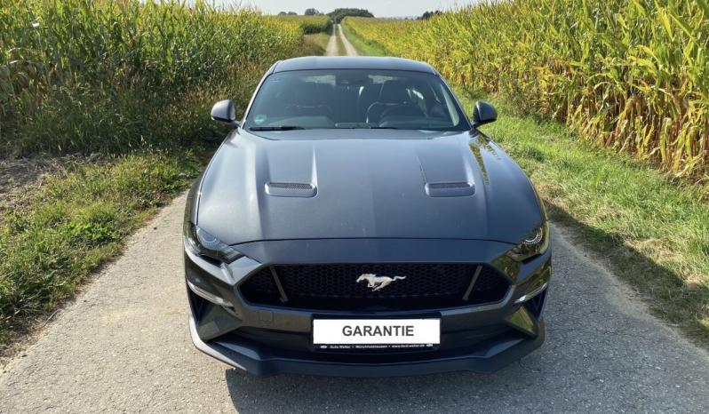 Ford Mustang 5.0 Fastback voll
