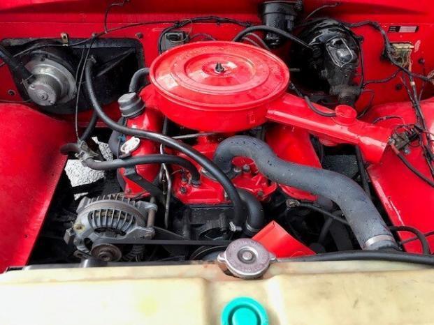 Dodge (US) D200 voll