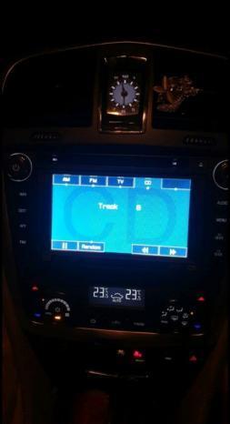 Cadillac SRX 3.6l V6 Sport Luxury voll