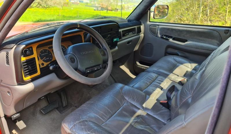 Dodge Ram 1500 magnum voll