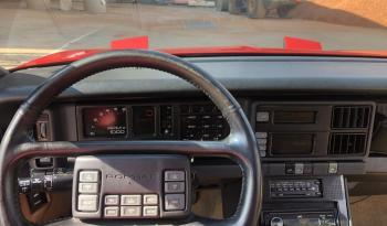 Pontiac Trans-Am GTA voll