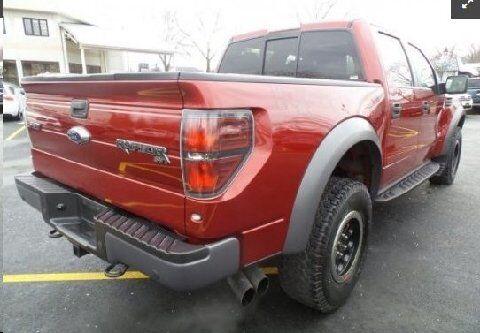 Ford F150 raptor voll