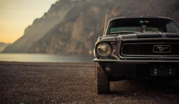 Ford Mustang 289 voll