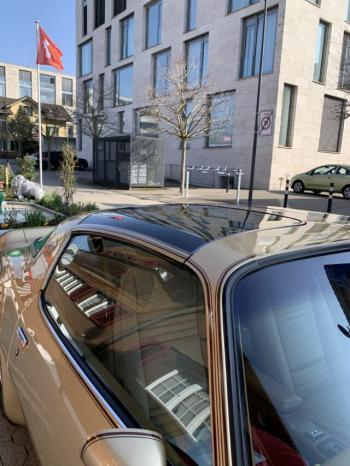 Pontiac Firebird TransAm Targa voll