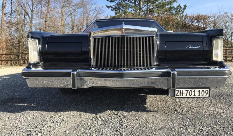 Lincoln Continental Mark V voll