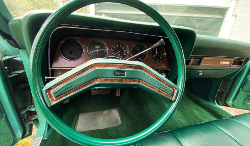 Mercury Cougar XR7 voll