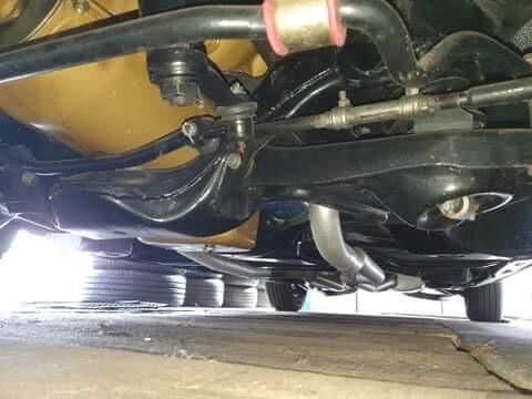 Oldsmobile Cutlass voll