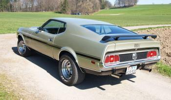Ford Mustang Mach 1 voll