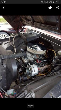 Chevrolet C 10 voll