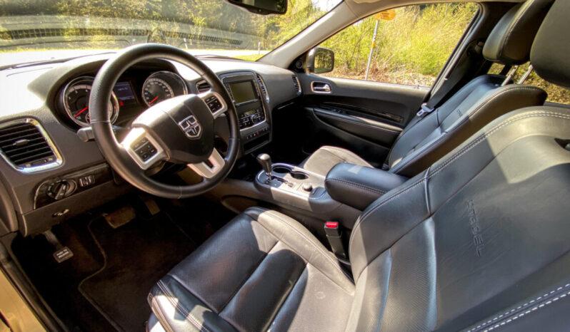 Dodge V8 5.7 Citadel voll