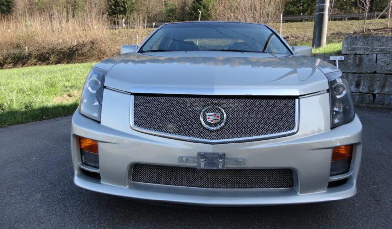 Cadillac CTS-V voll