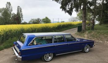 Plymouth Belvedere II voll