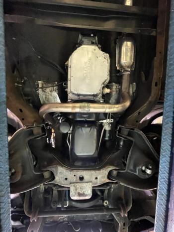 Chevrolet C1500 454 SS voll