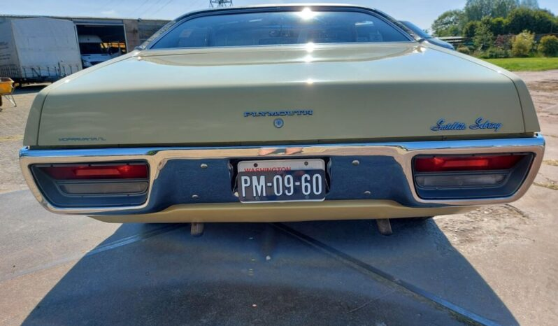 Plymouth Satellite Sebring Coupe voll