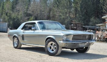 Ford Mustang voll