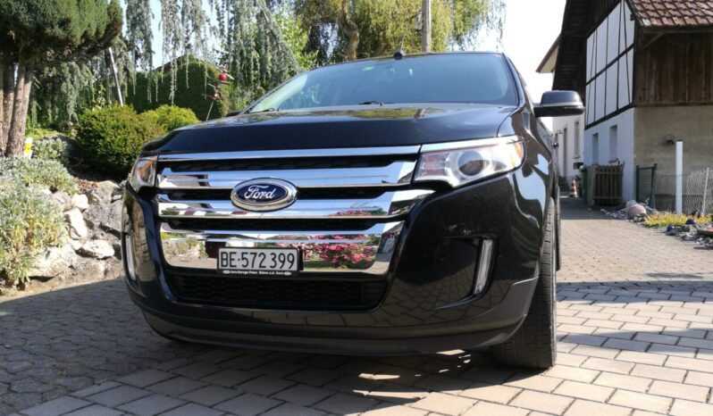 Ford EDGE SEL AWD voll