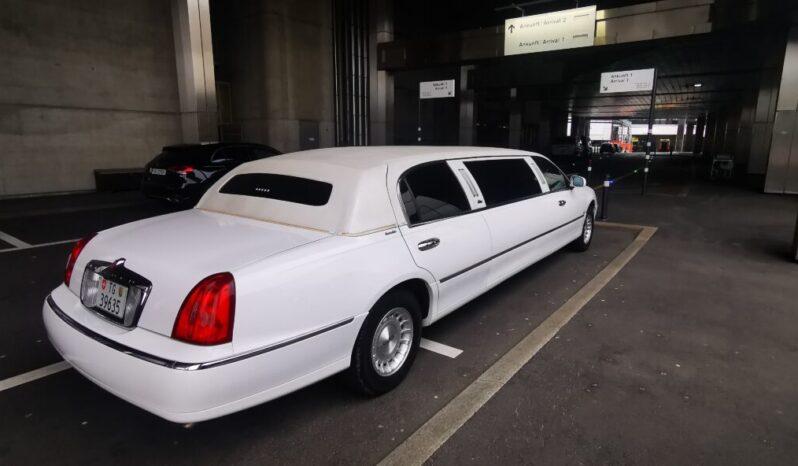 Lincoln Town Car voll